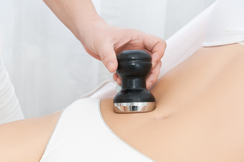 Lymphatic Drainage - Click here for more info