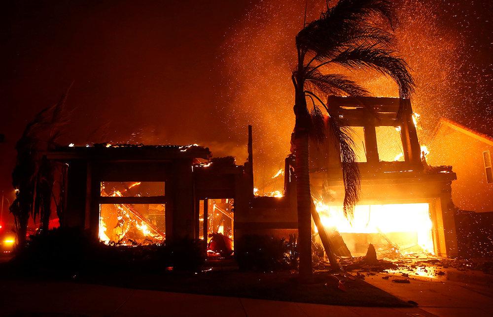 U.S. Wildfires -