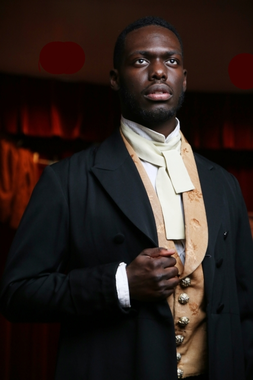An inspiring tale...this incredible journey hasn't made many of the history books, but that's all about to change.- BBC - Henry Box Brown - A Musical Journey, is inspired by the true story of an 1850's enslaved Virginia man, who shipped himself to freedom in a box with the help of African American and white abolitionists. With a fusion of Gospel, R&B, blue grass, traditional and original negro spirituals, this musical celebrates the ability to transcend barriers and the triumph of the human spirit.Henry Box Brown - A Musical Journey received raves at the Edinburgh Festival Fringe 2018, winning over thousands of people, receiving a nomination for Best Musical and very positive reviews from more than ten different outlets, including The Times, The List and The Herald, and was featured in a special TV segment for BBC Sunday Morning Live.Pictured: Paul Gee as Henry Box Brown