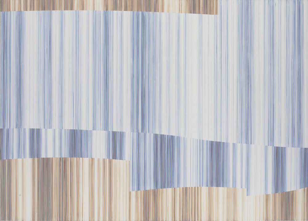 Waivers Landscape, 2007, 56x78