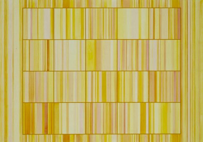 Yellow Vision, 1996, 56x80