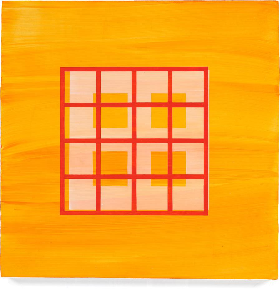 Sun, 2009, 18x18