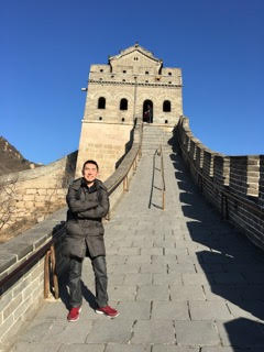 Wentao Yuan (2017)   Masters Candidate at CMU