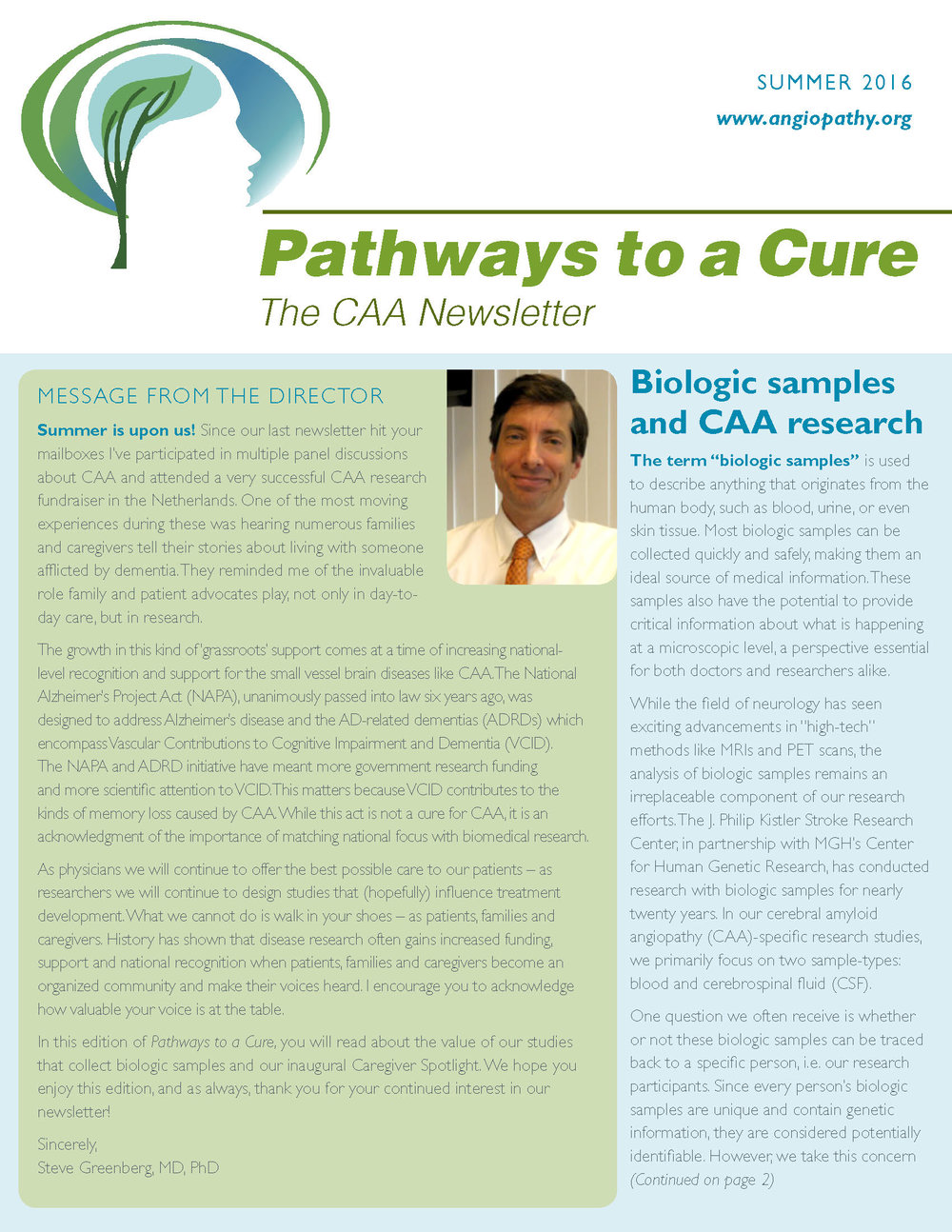 7th Edition - CAA Newsletter - Summer 2016_Page_1.jpg
