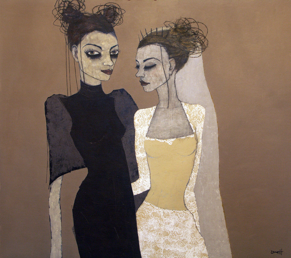 Widow and Bride