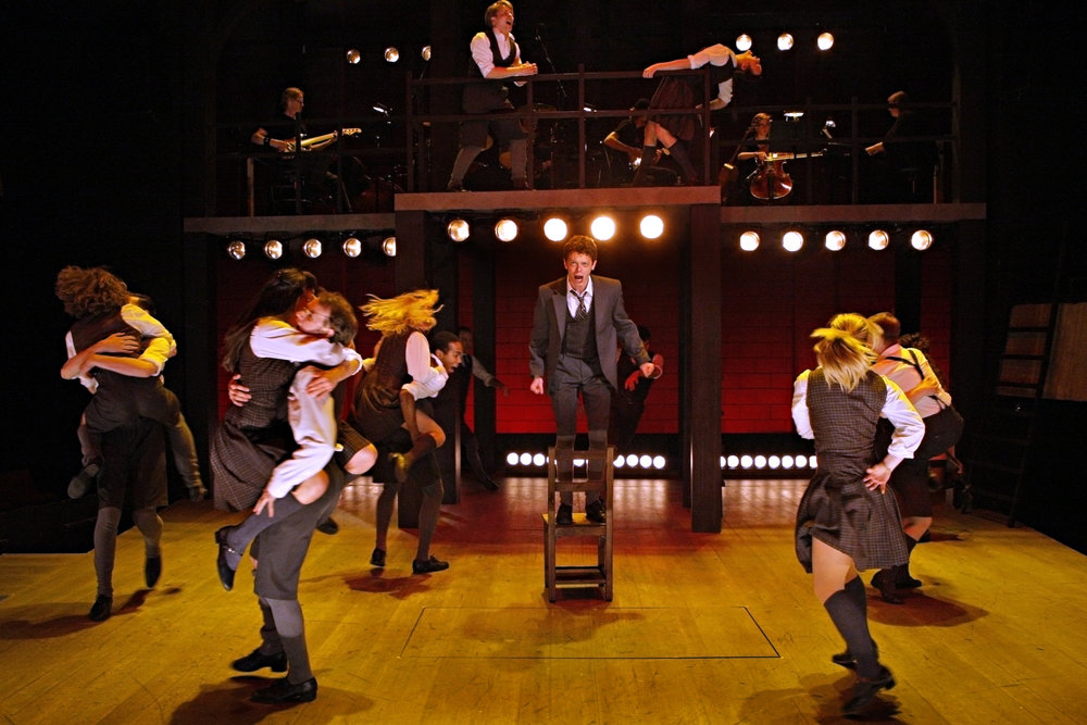 SPRING AWAKENING, Theater Latté Da at the Rarig Center Stoll Thrust Theatre, 2012