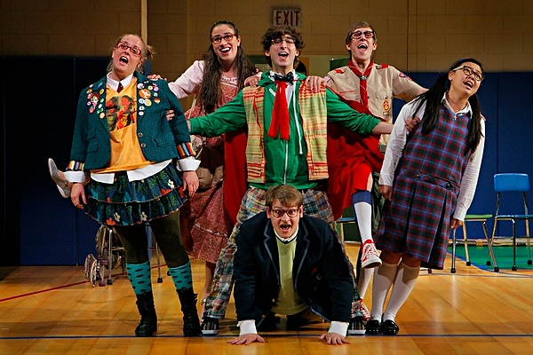 THE 25th ANNUAL PUTNAM COUNTY SPELLING BEE, Theater Latté Da at the Ordway, McKnight Theatre, 2012