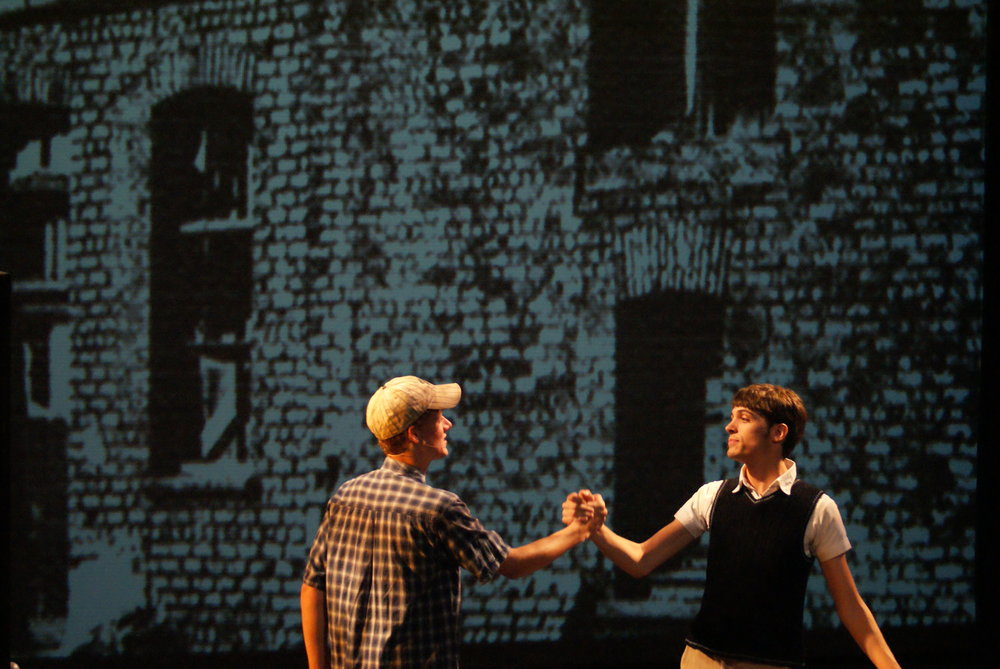 BLOOD BROTHERS, Children's Theatre Company, 2008