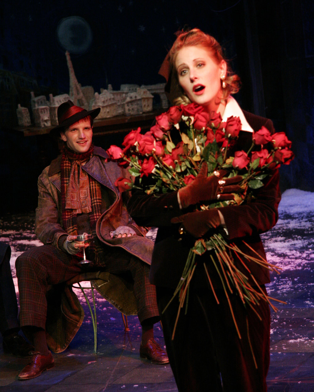 LA BOHÈME, Theater Latté Da at the Loring Playhouse, 2005 and 2007