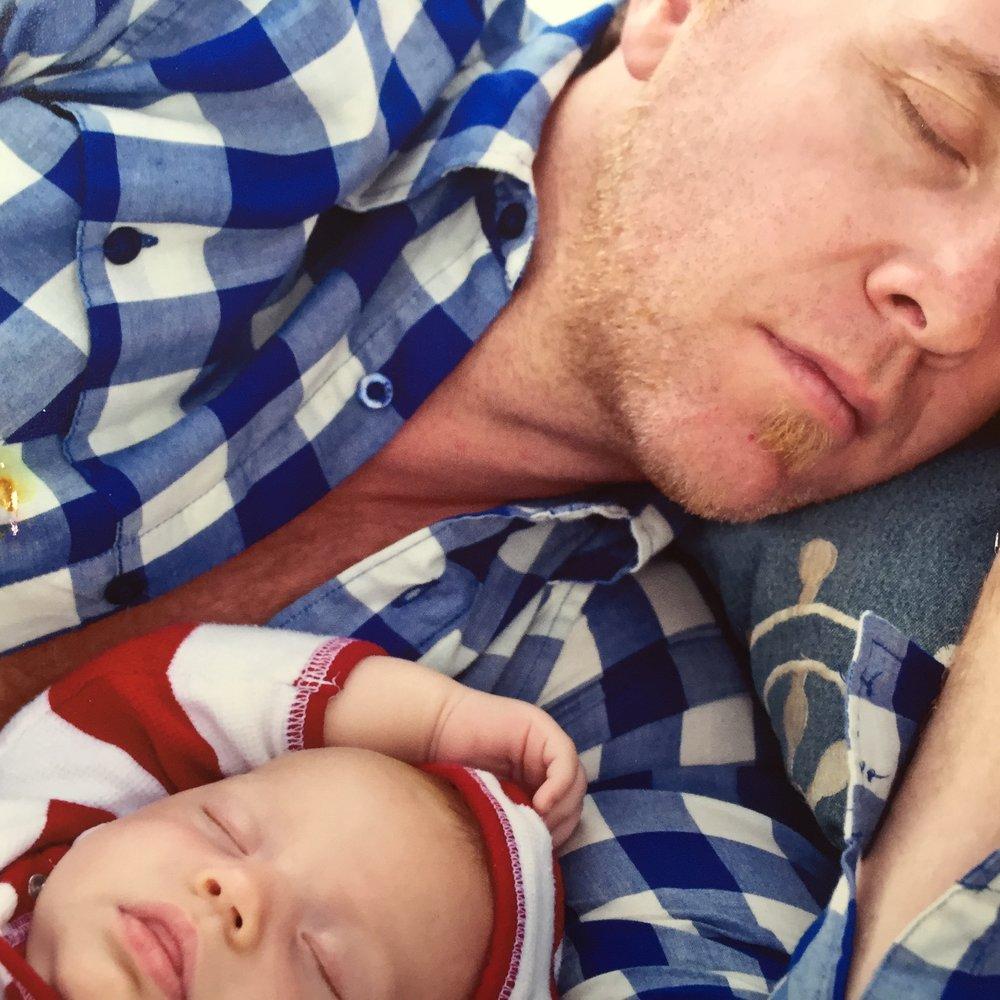 Douglas-Cohen-boat-sleep.jpg