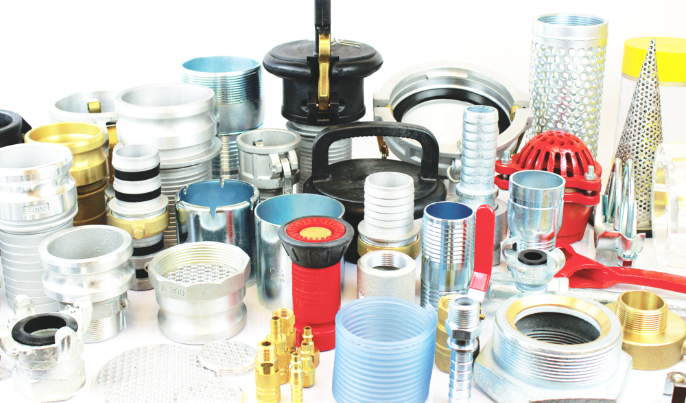 Hose Fittings & Accessories