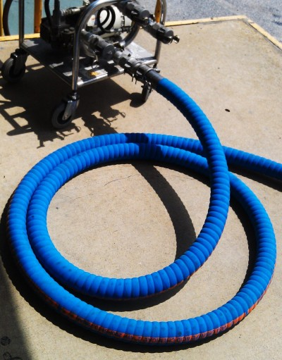 Chemical Hose Test