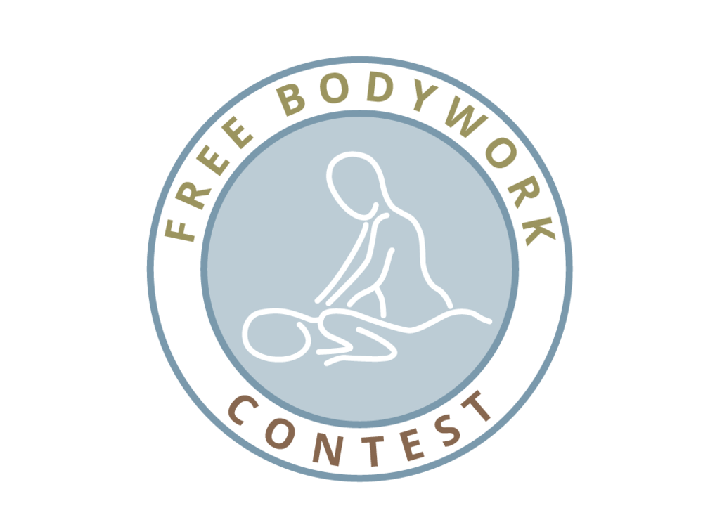 Monthly Bodywork Contest - Like Bodywork? How about FREE Massage or Reiki? Submit your email address to be entered into our contest for a FREE Bodywork Session!