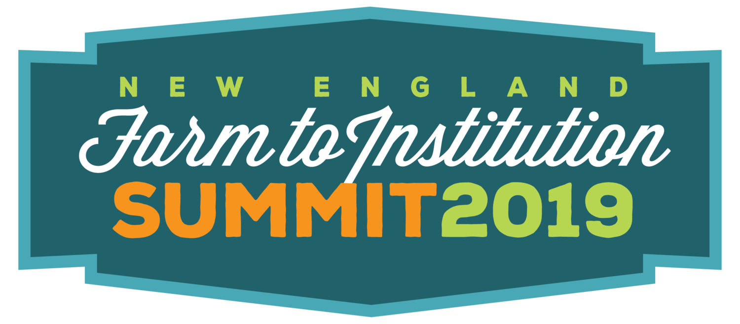 2019 New England Farm to Institution Summit