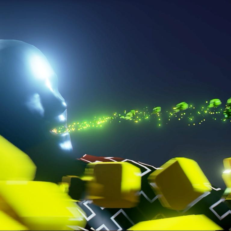 DREAMBOAT - VVVR (Visual Voice Virtual Reality)