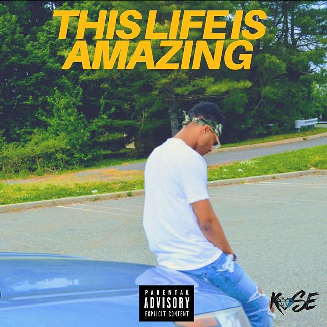 """ This life is amazing "" out on ALL PLATFORMS . Apple Music link is in my bio . 💎💎💎💎💎💎💎💎💎💎💎💎💎💎💎💎💎💎💎💎"