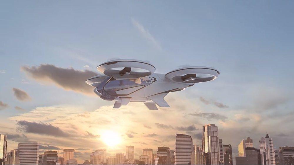 Airbus's City Airbus concept.