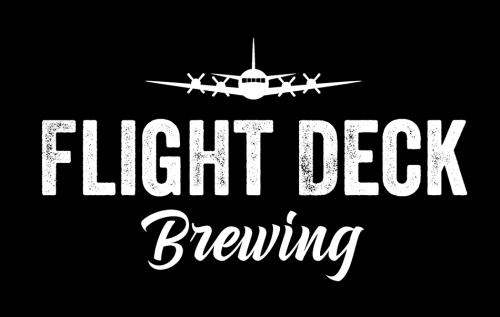Flight Deck Brewing -  https://www.flightdeckbrewing.com/