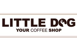 Little Dog - http://www.littledogcoffeeshop.com/