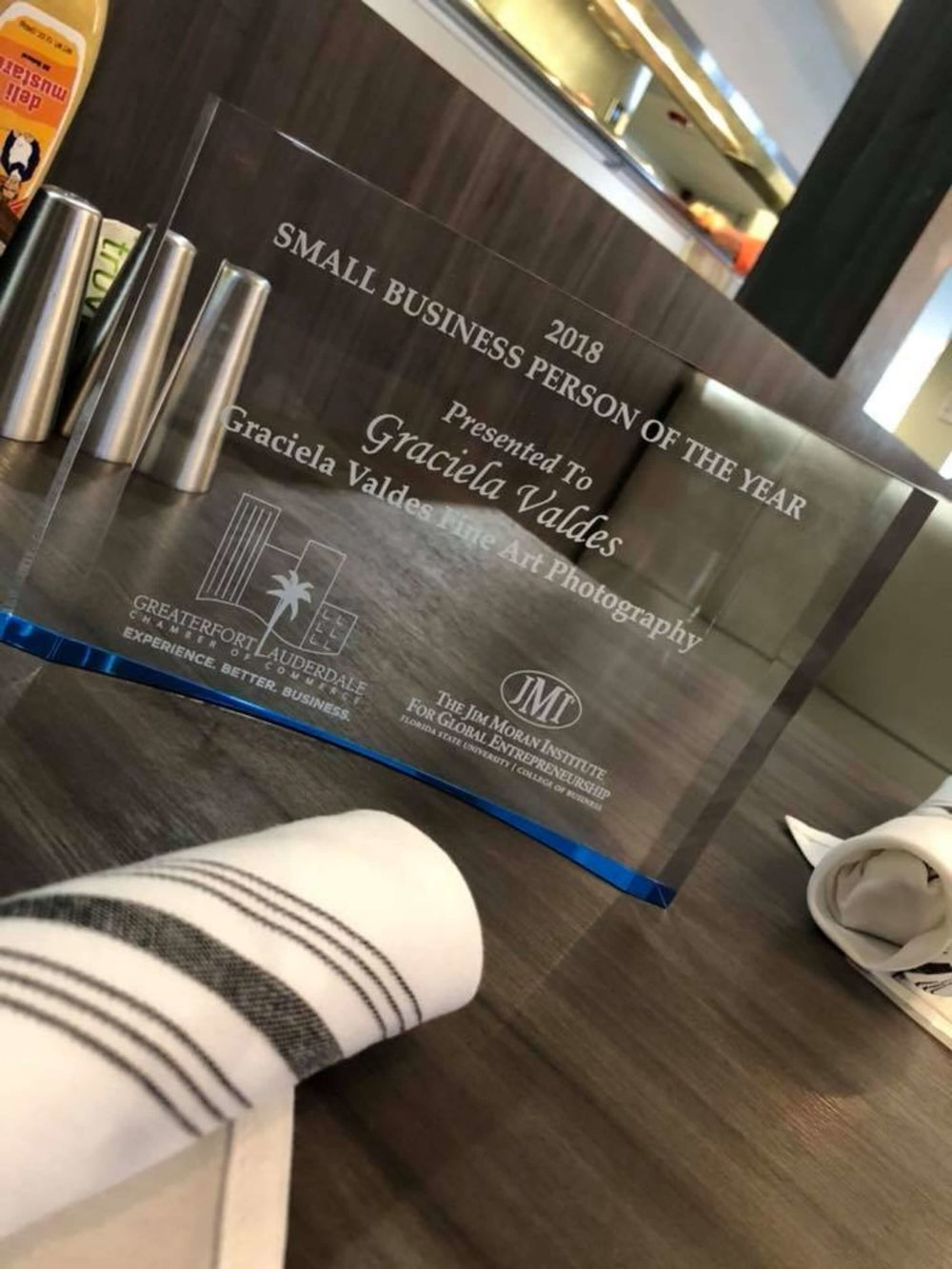 Graciela Valdes Greater Fort Lauderdale Chamber Small Business Person of the Year (5).jpg