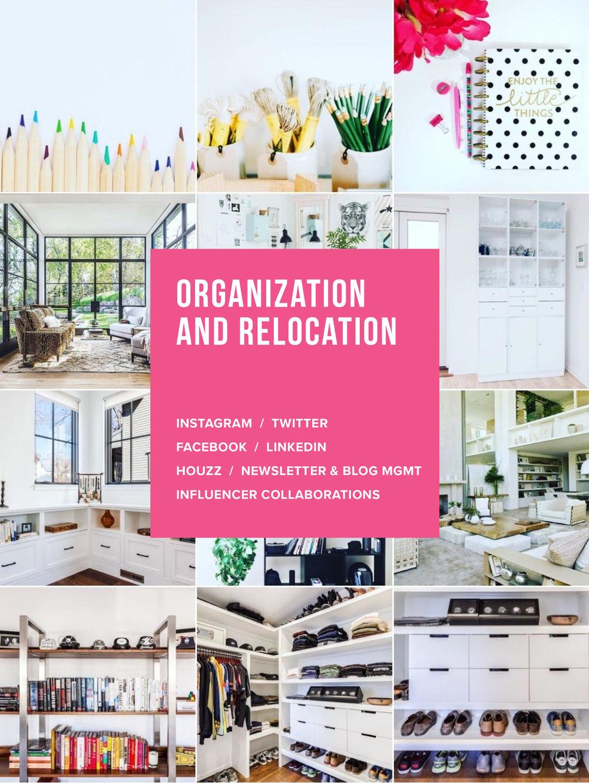 AMR Digital Marketing Social Media Organization and Relocation