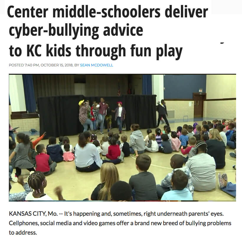 Middle School Anti Bullying Play