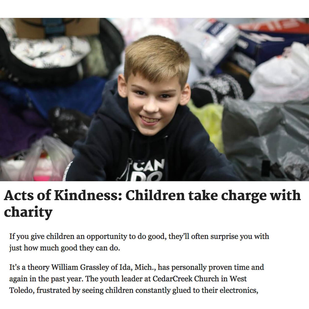 Compassion Chronicles