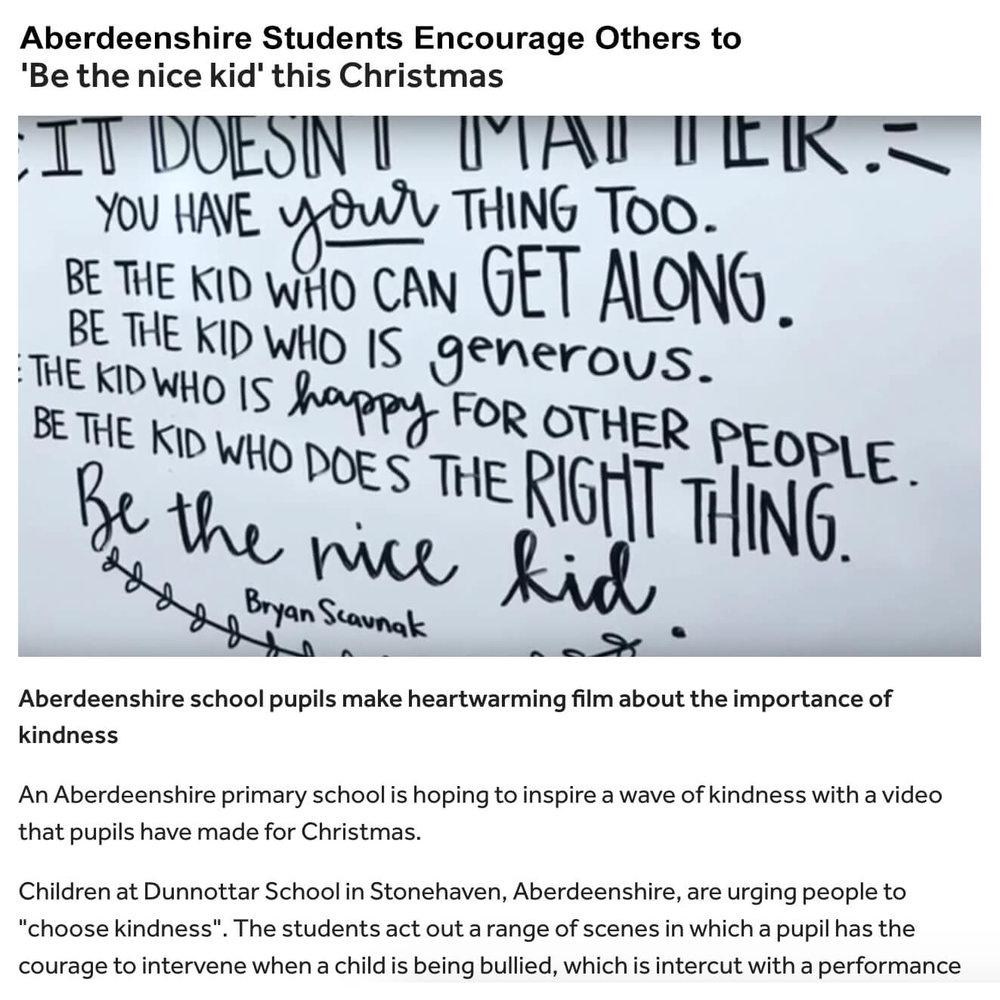 Aberdeen Be the Nice Kid Video.jpg