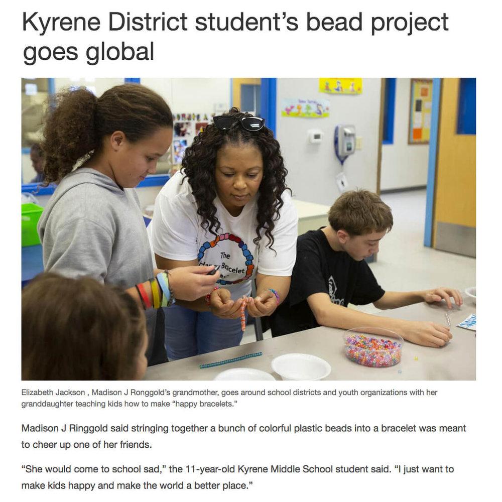 Bead Project