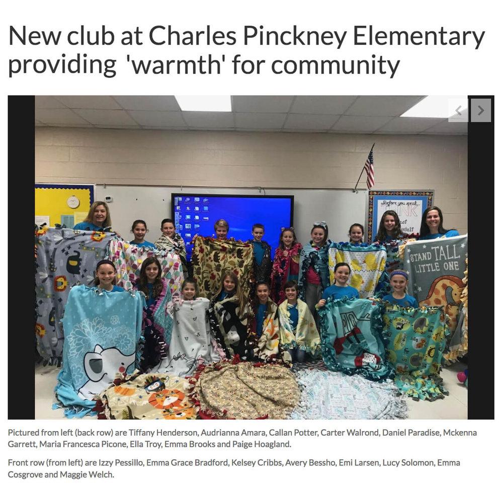 Blanket Project Pinckney