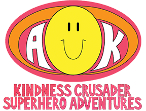 Kindness Crusader Superhero Adventure Books