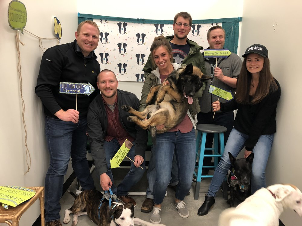 September 28th Pup-Up Event - Midtown Location
