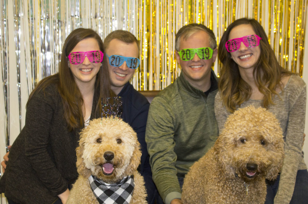 Bark to the New Year - Midtown Location
