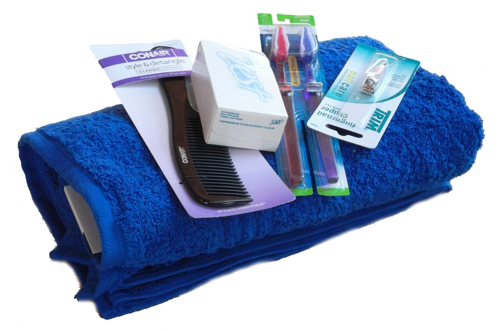 Personal care kits - Lutheran World Relief
