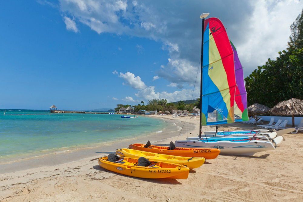 Water Sports - Kayaks, sailing, sunfish, snorkeling, all on-site.