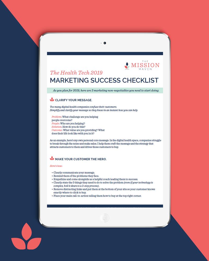 2019 marketing success