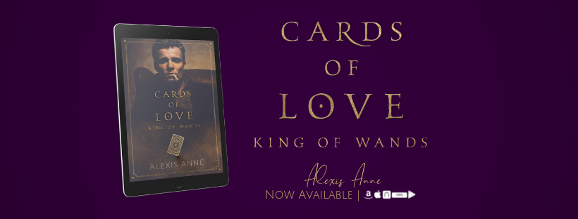 King of Wands Card of Love Tease Series