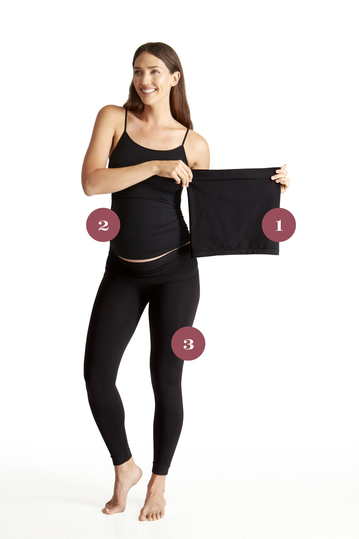 Pregnancy Starter Kit • A Mother Is, the Blog All For Mom • Ingrid & Isabel