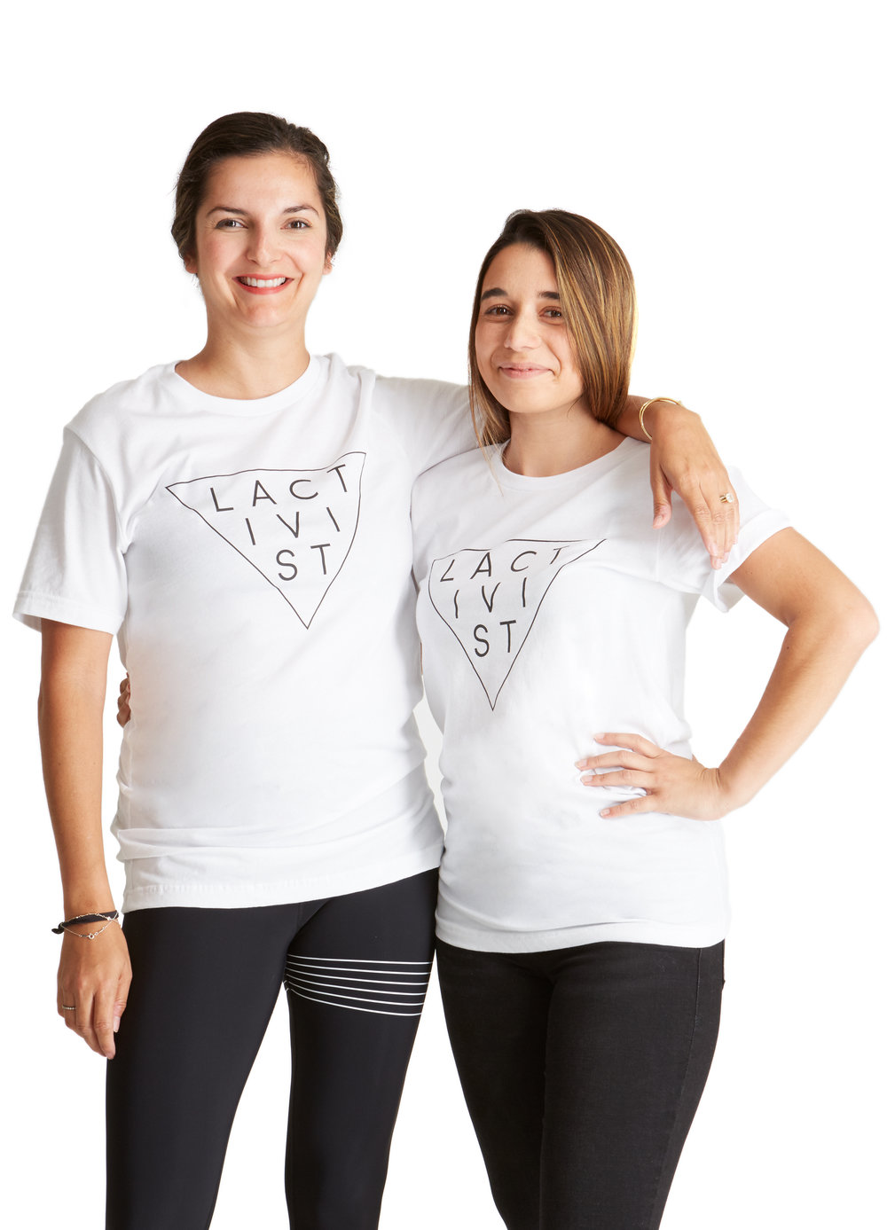 Lactivist T-Shirt • A Mother Is, the blog All For Mom • Ingrid & Isabel