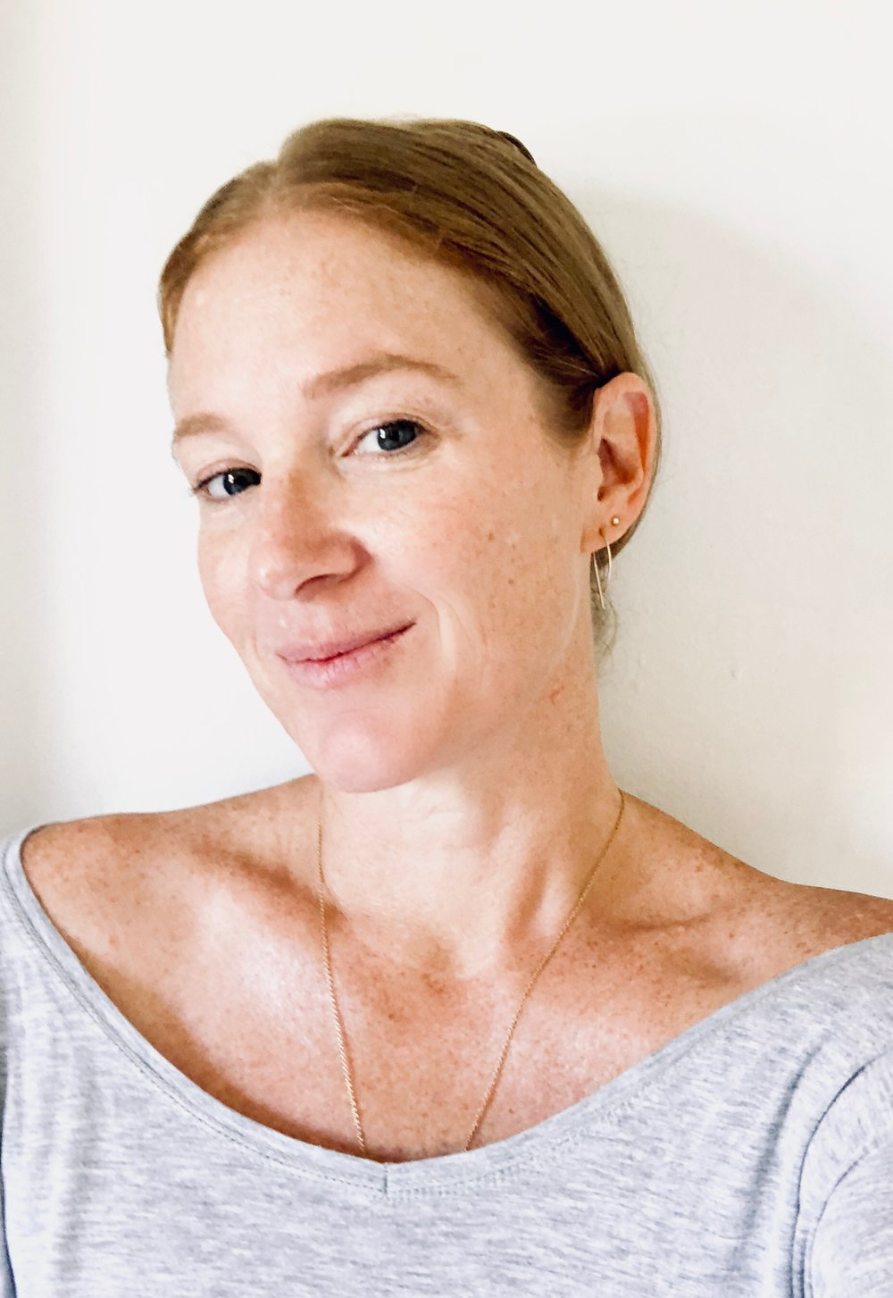 A Simple 4-Step Beauty Routine, with Rosie Johnston • A Mother Is, the blog All For Mom • Ingrid & Isabel