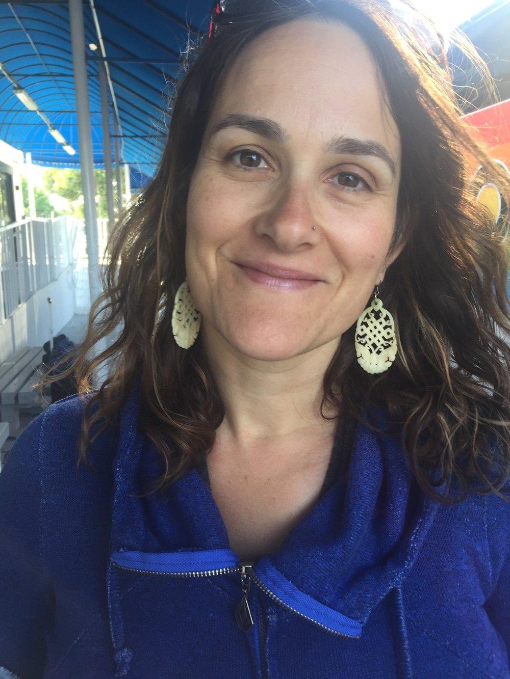 Brooke Radloff, Contributor • A Mother Is, the blog All For Mom • Ingrid & Isabel