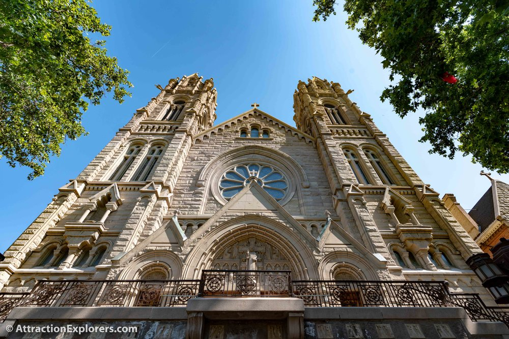 Cathedral of the Madeleine on Salt Lake CIty tour.jpg