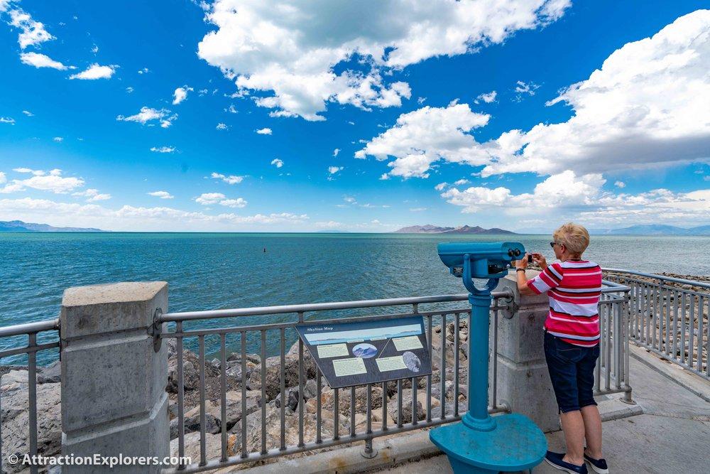 Great Salt Lake sightseeing tours
