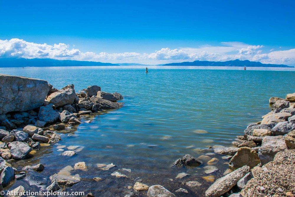 Great Salt Lake Tour