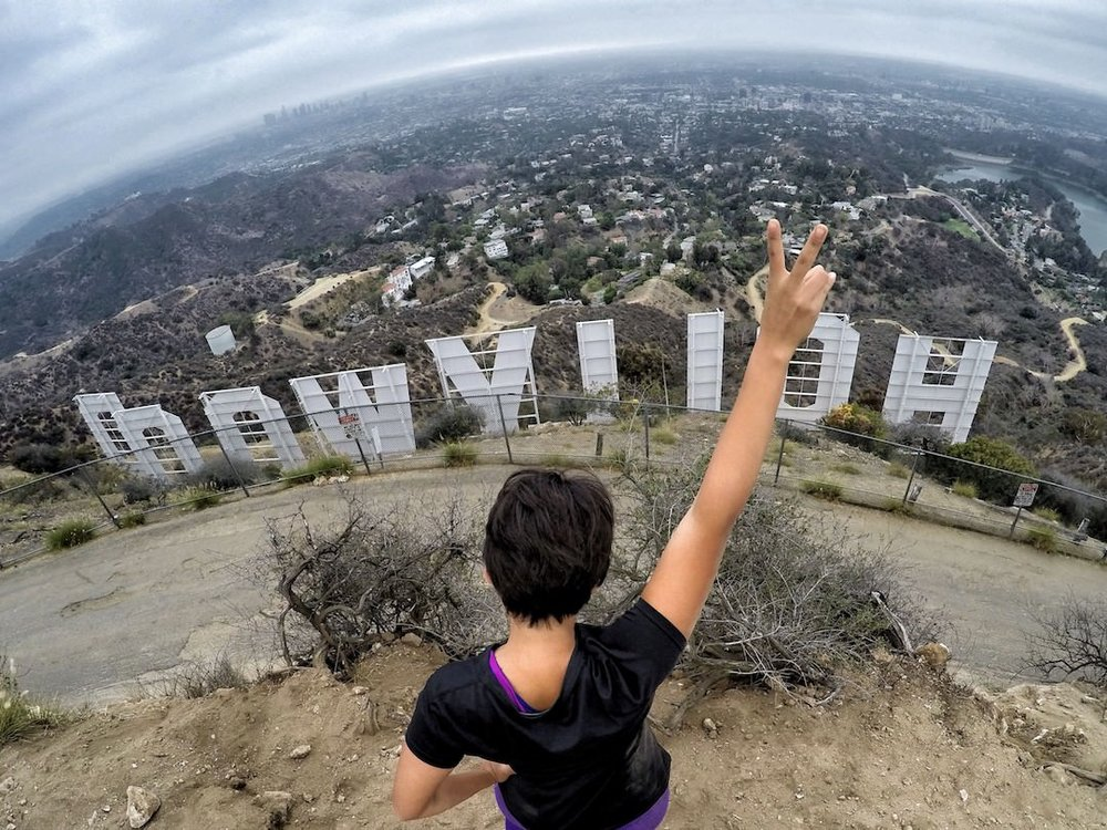 Hollywood Sign - Visiting Los Angeles?