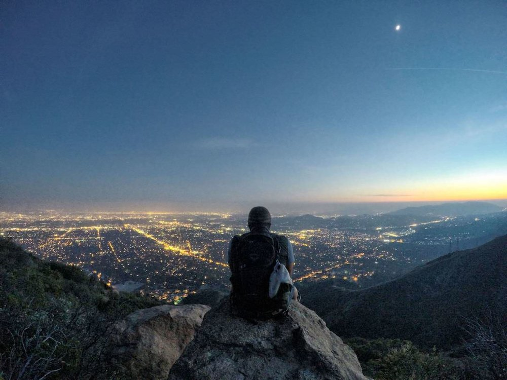 Night Hike - Got a headlamp?