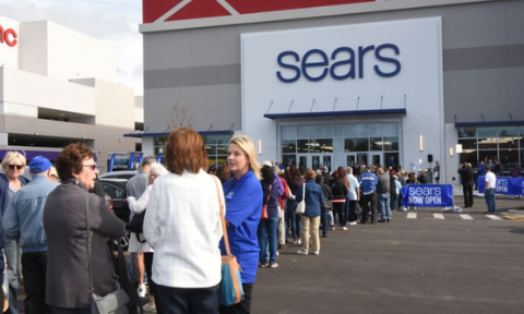 2010 - Sears' last profitable year.