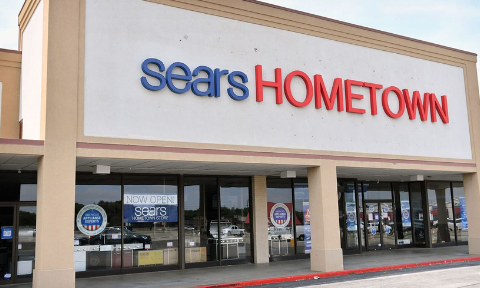 2011-2012 - Sears spun off Orchard Supply and Sears Hometown and Outlet with Lampert's ESL as the largest owner.