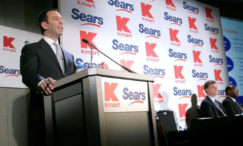 2013 - Lampert officially took over as the CEO of Sears. This is when Sears started to lose $200+ million per year in interest payments on their debt to ESL.