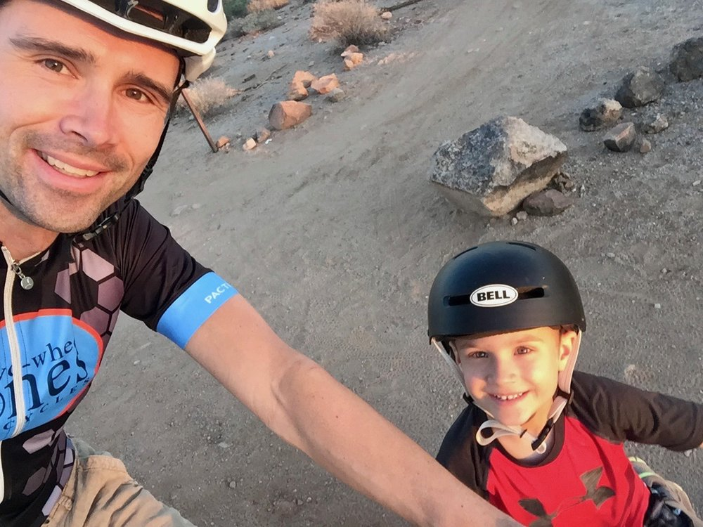 Dr. Michael Puchowicz - Dr. Michael Puchowicz (aka Dr. P.) is a board certified Sports Medicine physician practicing in Arizona. He serves as a lead team physician for Arizona State University. At ASU he is the primary doctor for Track and Field - Cross - Country, Ice Hockey, Water Polo, and the two-time NCAA National Champion Triathlon team. Dr. P. is also an adjunct professor of Pediatrics at the Mayo Clinic School of Medicine in Arizona. His current research is focussed on modelling of sports performance and anti-doping. He has contributed to the open source performance management software Golden Cheetah introducing the W' plot and an automated interval discovery algorithm. Dr. P.has completed his bike fit certification through the Serotta International Cycling Institute. He is currently an active member of the Two Wheel Jones bicycle team and competes in ultra endurance mountain-bike races. His race highlights include three podium finishes at the 24 Hours of Old Pueblo (one solo and two duo). Most importantly, he is married to the wonderful Kelly Puchowicz and they have an amazing son Ryder. Their family is completed by two dogs, Pixie and Lemmy, and a horse named Max.Follow Dr.P.on twitter: @DPVeloclinic